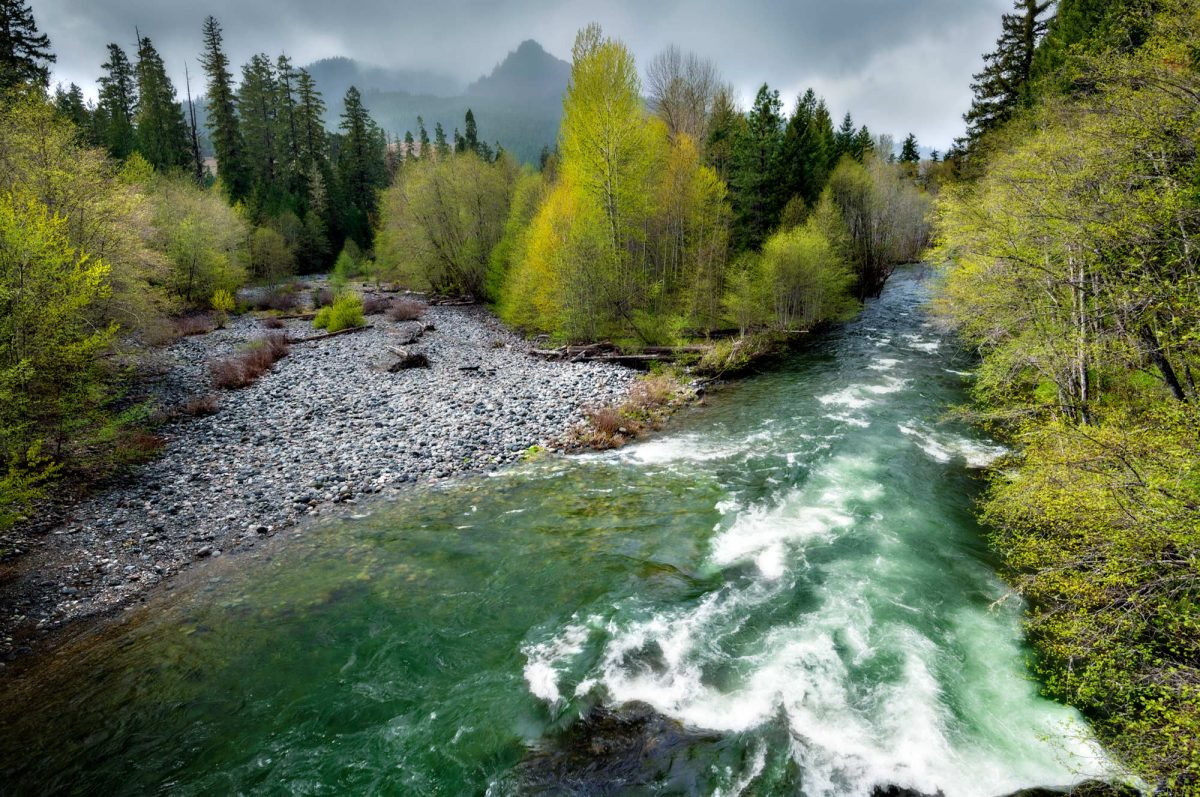 OREGON RIVERS AND STREAMS