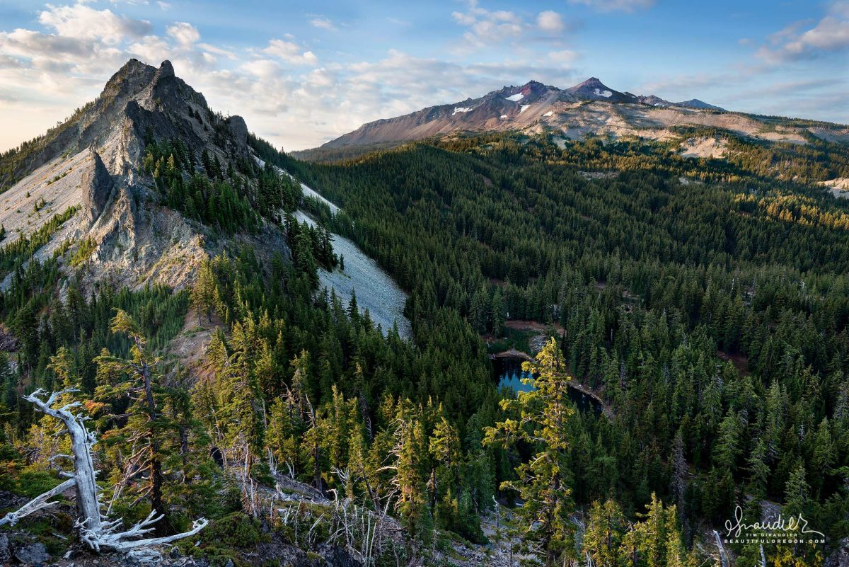 Diamond Peak Wilderness Oregon Cascades
