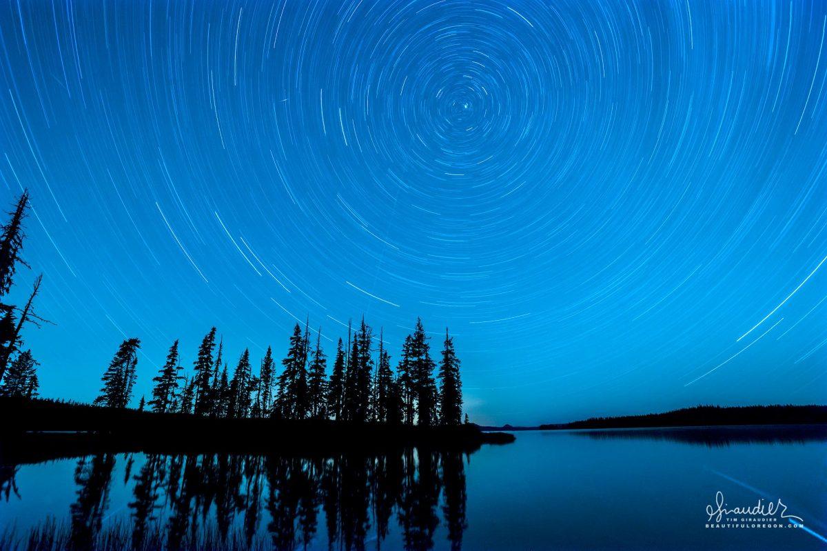 Waldo Lake, Central Oregon Cascades