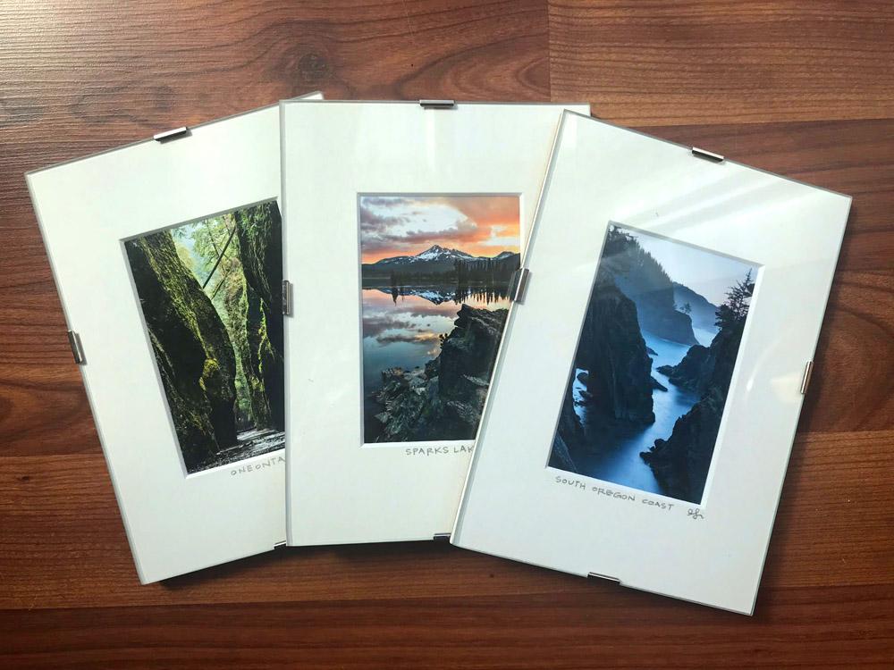 Clip Frame Prints